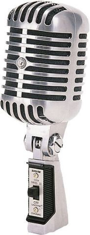 SHURE 55SH SERIES II динамический микрофон для вокала