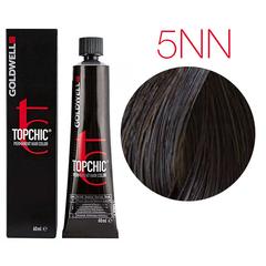 Goldwell Topchic 5NN (светло-коричневый - экстра) - Cтойкая крем краска