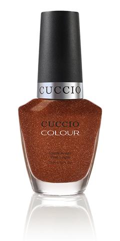Лак Cuccio Colour, Copper Show Stopper, 13 мл.