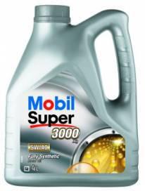 Mobil Super 3000 X1 5W-40 Formula FE (Fully synthetic) синтетическое моторное масло
