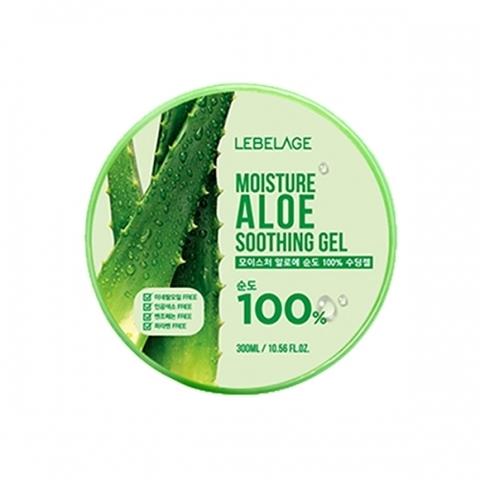 Гель LEBELAGE Moisture Aloe Soothing Gel 300ml