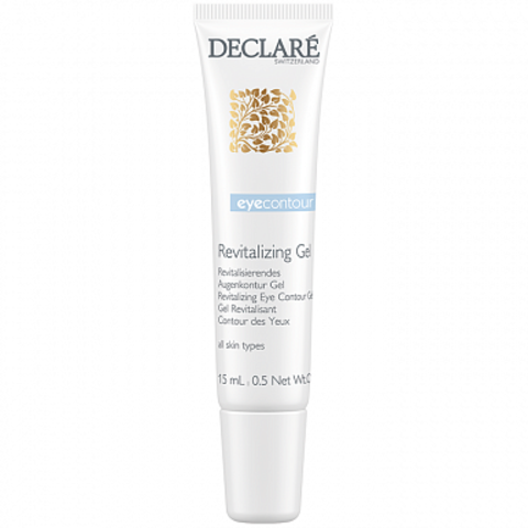 Восстанавливающий гель для кожи вокруг глаз Revitalizing Eye Contour Gel, Declare, 15 мл