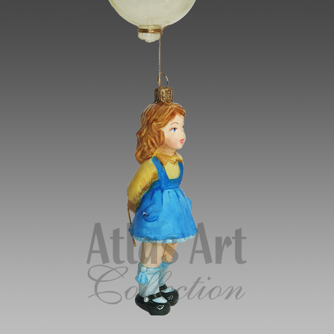 Марта и воздушный  шар