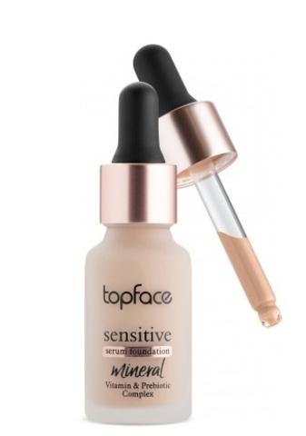 Topface Тональный крем на минеральной основе