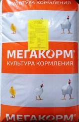 ПК-5-1 (старт для цыплят-бройлеров от 0 до 14 дней). МЕГАМИКС.г. Москва