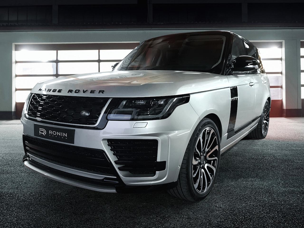 Обвес Ronin Design для Range Rover IV 2018