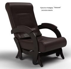 Кресло-качалка Амалия Экокожа