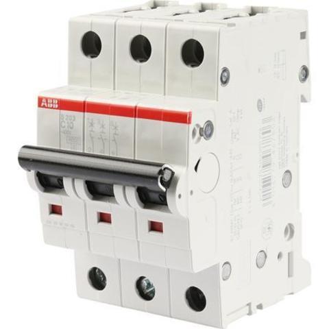 Автомат.выкл-ль 3-полюсной S203 D6
