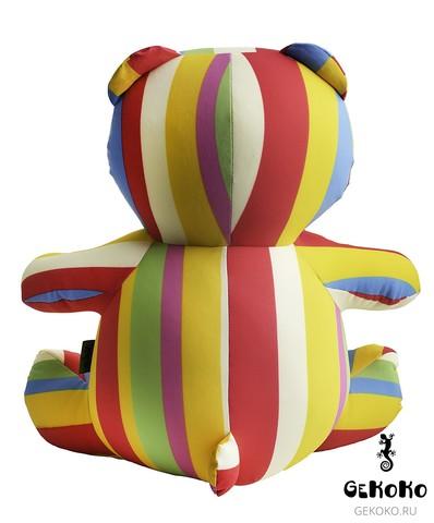 Подушка-игрушка антистресс «Мишка Мультифрукт» 4