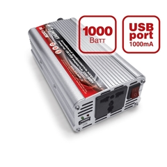 Автомобильный инвертор 12/220V AVS IN-1000W