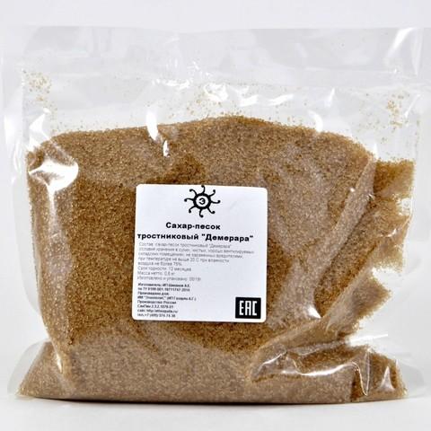 """Сахар-песок тростниковый """"Демерара"""", 500г"""