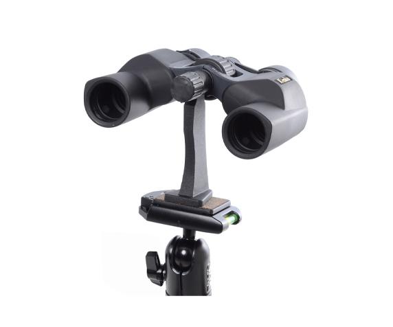 Бинокль KENKO Ultra View 8x30 WP - фото 3 - установка на штатив