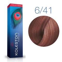 Wella Professional KOLESTON PERFECT 6/41 (Мехико) - Краска для волос