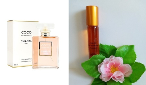 Масляные духи Coco Mademoiselle CHANEL 10 мл