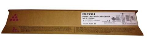 Картридж Ricoh Print Cartridge Type MPC2551HE 841506/842063 пурпурный