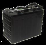 Тяговый аккумулятор Discover EV12A-A ( 12V 140Ah / 12В 140Ач ) - фотография