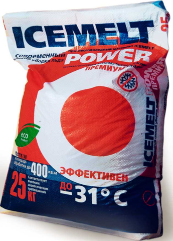 Айсмелт Пауэр (Icemelt Power)