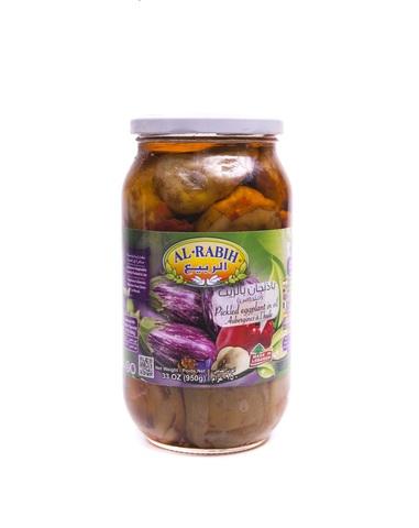 Баклажаны консервированные с перцем AlRabih, 950 г