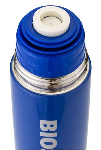 Термос Biostal Flër (0,5 литра), синий