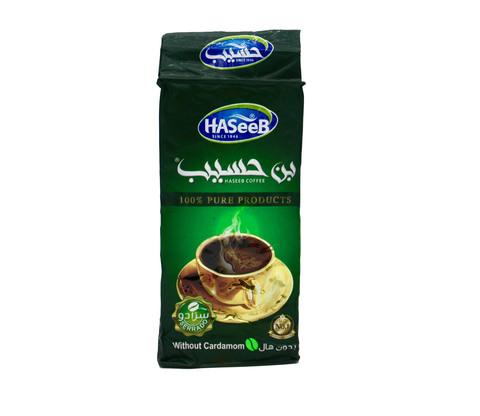 Арабский кофе натуральный молотый, Haseeb, 200 г