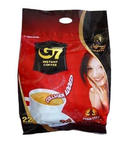 Растворимый кофе 4в1 Trung Nguyen G7. С коллагеном, БЕЗ САХАРА.