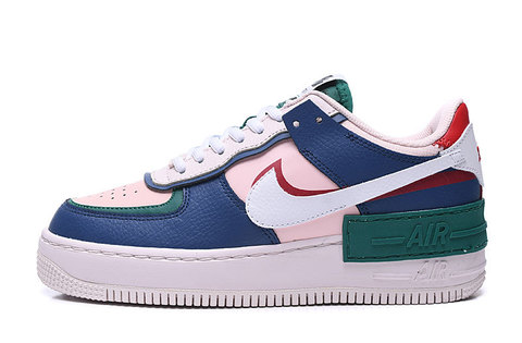 Nike Air Force 1 Low Shadow 'Mystic Navy'