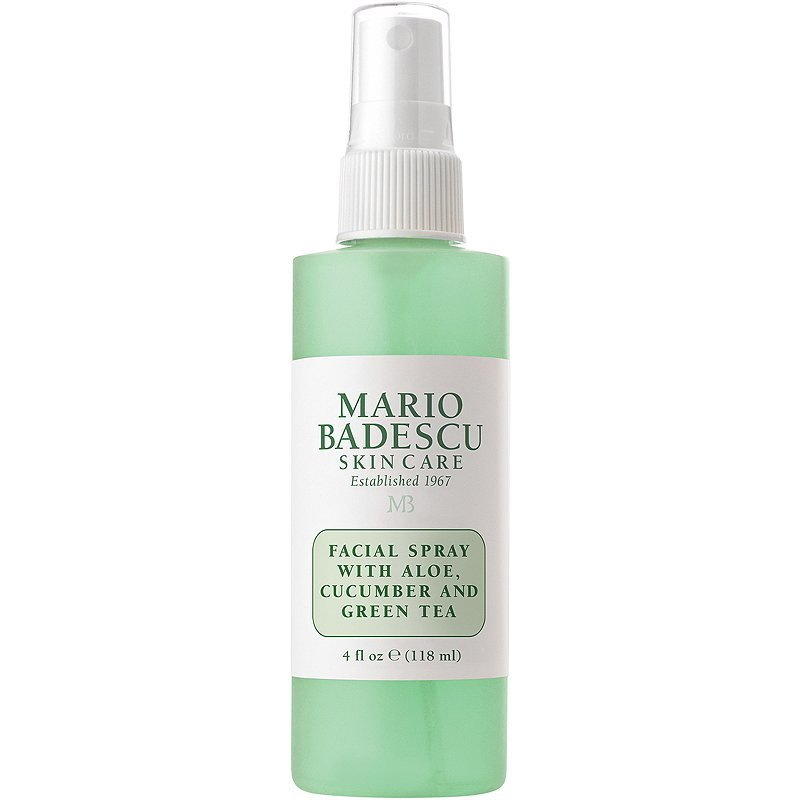 Спрей для лица Mario Badescu Facial Spray with Aloe, Cucumber & Green Tea 118мл