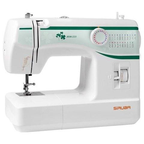 Электромеханическая швейная машина Siruba HSM-2221 | Soliy.com.ua