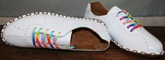 Спортивные женские туфли Evromoda 19604 White