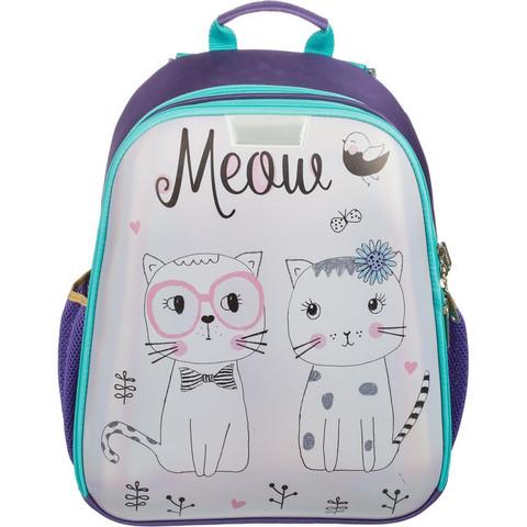Ранец ортопедический №1 School Meow (экокожа)