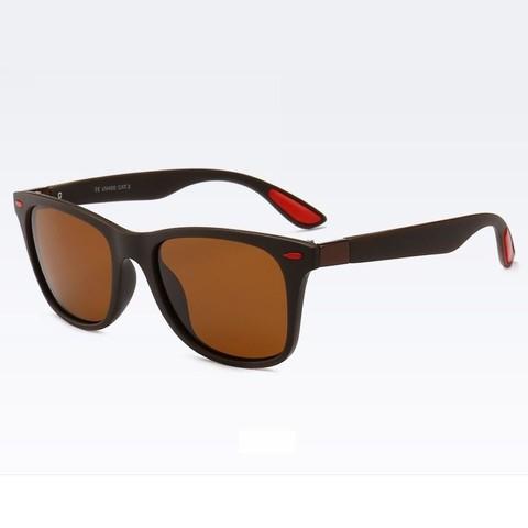 Солнцезащитные очки поляризационные 4195003p Коричневый