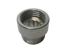 Удлинитель резьбы 1/2 10 мм