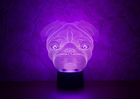 Art-Lamps Мопс