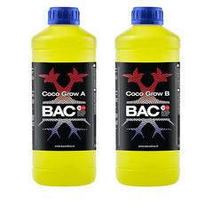 Минеральное удобрение Coco Grow A/B от B.A.C.
