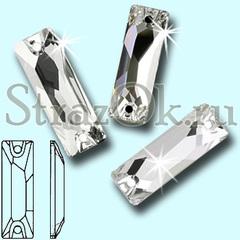Купите стразы пришивные Baguette Crystal, Багет Кристал для купальника по гимнастике