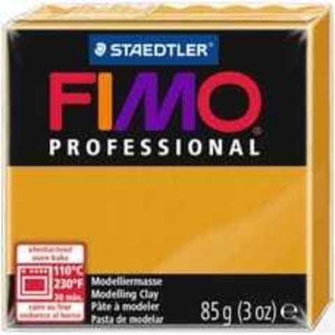 Fimo Professional охра