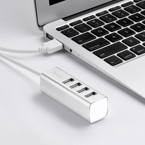 Купить переходник Hoco HB1 USB на USB