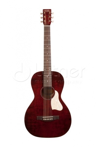 Art & Lutherie 042401 Roadhouse Tennessee Red A/E Электро-акустическая гитара