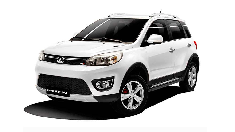 Great wall Hover M4 2012->