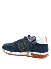 Комбинированные кроссовки Premiata Eric 4668