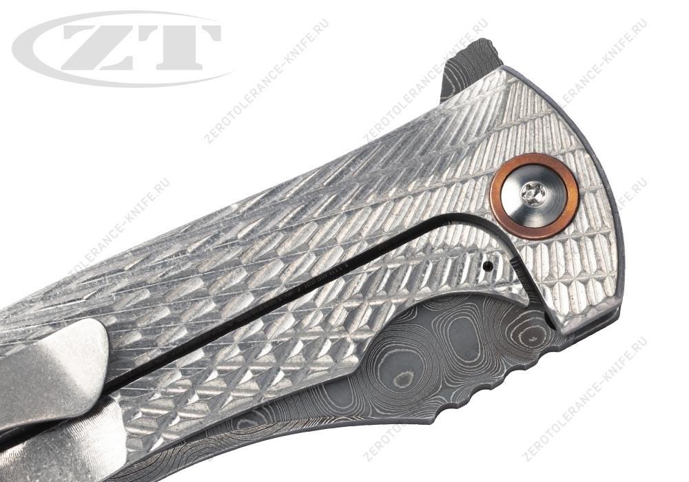 Нож Les George Harpy Custom - фотография