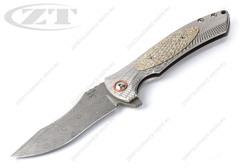 Нож Les George Harpy Custom