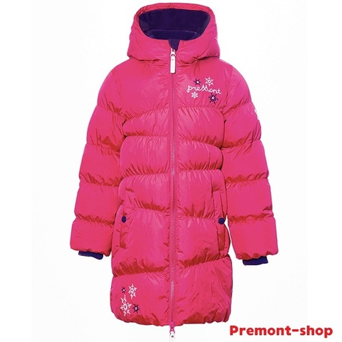 Зимнее пальто Premont Клубничный пудинг WP91351