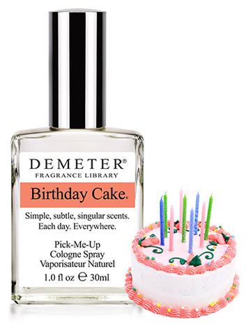 Духи «Праздничный торт» от Demeter