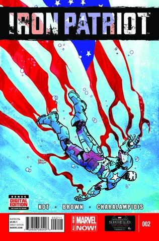 Iron Patriot #2