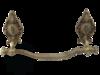 Полотенцедержатель 45см Migliore Elizabetta бронза ML.ELB-E121