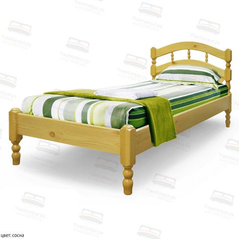 Кровать Шале Хельга 2 с основанием