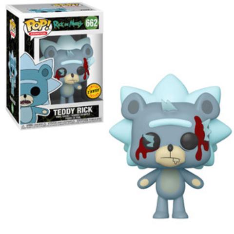 Teddy Rick Vinyl Figure (Chase) || Мишка Рик
