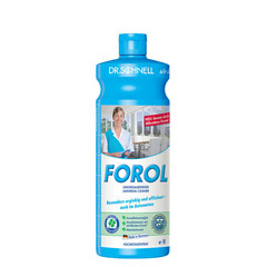 Средство универсальное для очистки водостойких поверхностей Dr.Schnell Forol 1 л (концентрат)