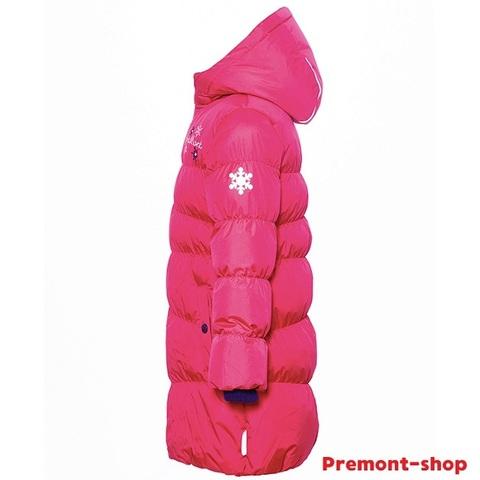 Пальто Premont для девочки Клубничный пудинг WP91351
